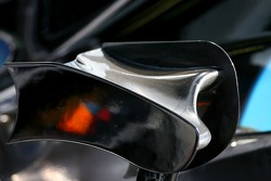 Honda Racing F1 Team wing detail