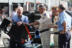 Dr Gary Hartstein, FIA Medical Delegate