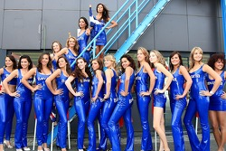 Bavaria Champ Car Grand Prix of Assen girls