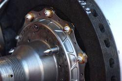 Toyota Racing, TF107, fren detay