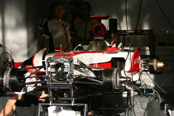 Super Aguri F1 Team, SA07