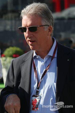 Piero Lardi Ferrari Son of Enzo Ferrari and 10% owner of the Ferrari automotive company