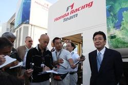 Satoshi Dobashi, President of Mobilityland corporation