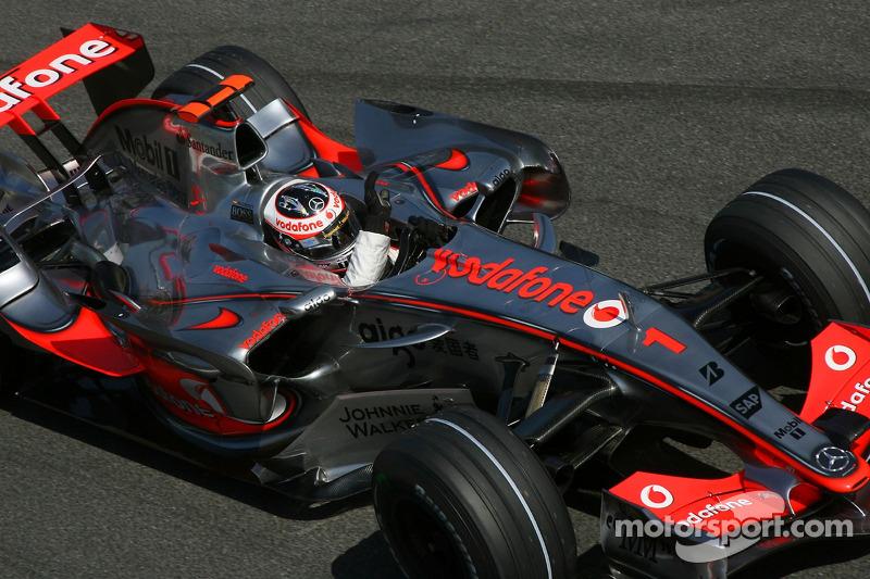 2007 Fernando Alonso