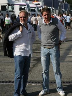 Christijan Albers, Ex-F1 Driver