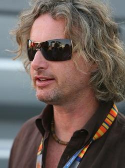 Eddie Irvine, Ex-F1 Driver