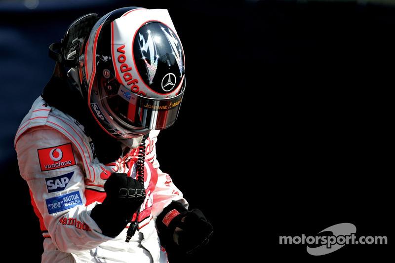 2007: Fernando Alonso, McLaren