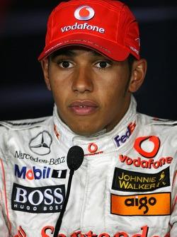 Press conference: Lewis Hamilton