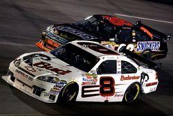 Dale Earnhardt Jr. y Ricky Rudd