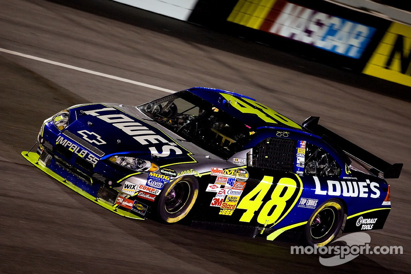2007, Richmond 2: Jimmie Johnson (Hendrick-Chevrolet)