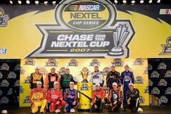 The Chasers at Richmond International Raceway after the running of the NNCS Rock and Roll 400