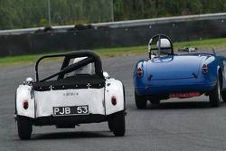 1958 Lotus 7 S1: Jeff Rafalaf