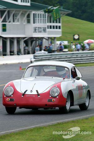 1957 Porsche 356: Tom Beil
