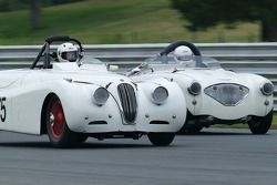 1951 Jaguar XK 120: Robert Paltrow