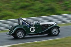 1953 MG TD: Mark Sherman