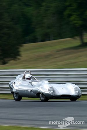 1957 Lotus 11 LM - conduite par Richard Meyer