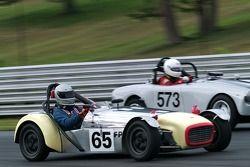 1961 Lotus 7-A: Jim Bok
