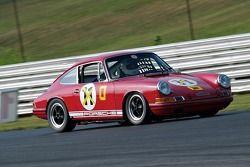 1966 Porsche 911S: Jim Scott