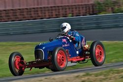 1932 Plymouth Sprinter - conduite par George W. Holm