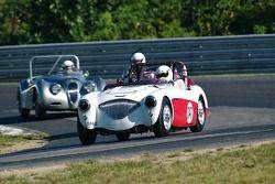 1956 Austin Healey 100-4: Rich Maloumian