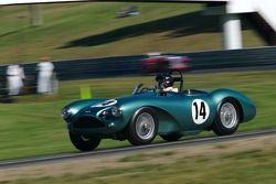1955 Auston Martin DB3S: John Romano