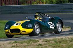 1959 Lister Jaguar - conduite par Michael Silverman