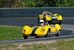 1959 Lola Mk1 - conduite par Cap Chenoweth