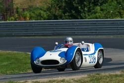 1959 Maserati T-61 - conduite par Anthony Wang