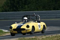 1963 Elva Mk Courier Mk4: Ralph Solomon