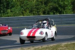 1958 Elva Courier MK 1: Michael Oritt