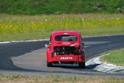 1964 Fiat Abarth 1000 TC: Alain Raymond