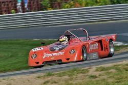 1972 Chevron B21: Bob Burt