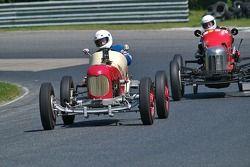 1932 Ford Dirt Track Sprint - conduite par Richard Waite