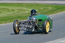 1931 Morgan Super Aero - conduite par Jeff Jacobson