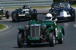 1951 MG TD: Jeffery Renshaw