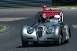 1951 Jaguar XK 120: Stuart Forer