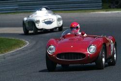1955 Ferrari 750 Monza: Daniel Ghose