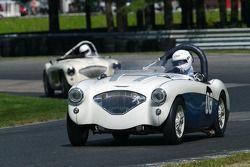 1955 Austin Healy 100: Robert J. Mirabil
