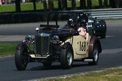 1950 MG TD: David Stern