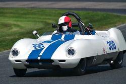 1959 Elva MKll - conduite par Tom Grudovich