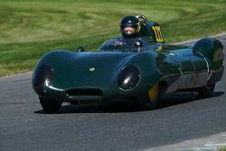 1958 Lotus 11 - conduite par Richard Fryberge