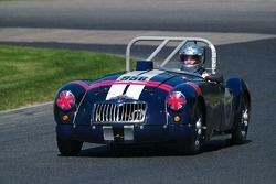 1956 MG A: Keith Harmer