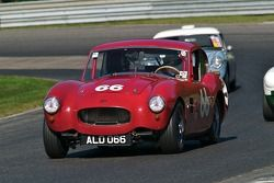 1958 Allard GT: Bob Girvin