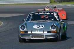 1972 Porsche 911 ST: Prescott Kelly
