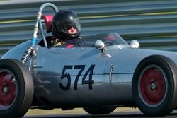 1959 Germini F Jr: John Kieley