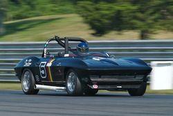 1964 Corvette: Jim Gallucci