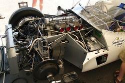 1960 Maserati Tipo 61 - conduite par Jonathan Feiber