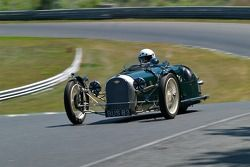 1938 Morgan F Trike - conduite par Chris Towner