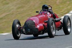 1938 Alfa Romeo Voldi Special - conduite par David George