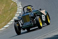 1948 MG TC: Syd Silverman